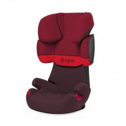 Κάθισμα Αυτοκινήτου Cybex Solution X 15-36kg Rumba Red