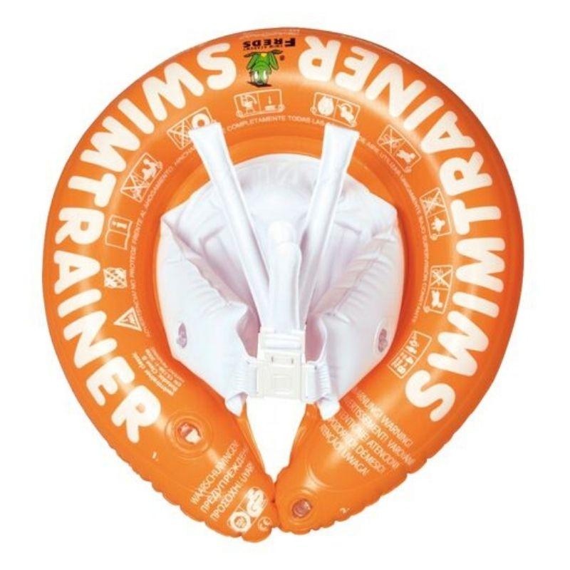"""Παιδικό Σωσίβιο SWIMTRAINER Freds """"Classic"""" Orange (2-6 ετών)"""