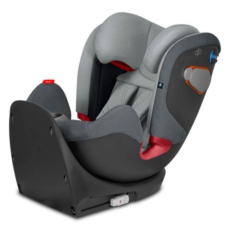 Kάθισμα AυτοκινήτουGoodBaby Uni-All 0-36kgLondon Grey
