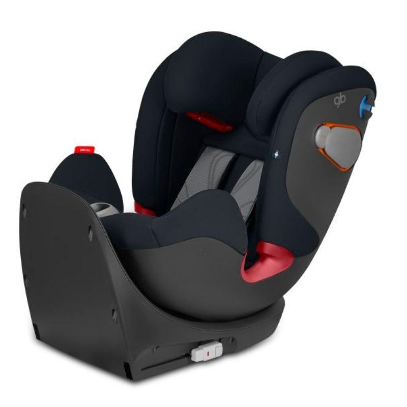 Kάθισμα AυτοκινήτουGoodBaby Uni-All 0-36kgVelvet Black