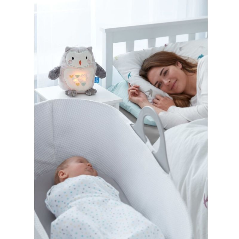 Gro company Ollie η κουκουβάγια, η τέλεια σύντροφος για τον ύπνο, Επαναφορτιζομενη με USB