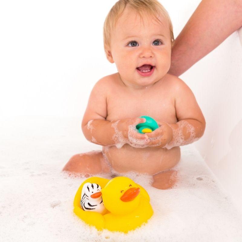 Παιχνίδι Μπάνιου Infantino Bath Duck N Family