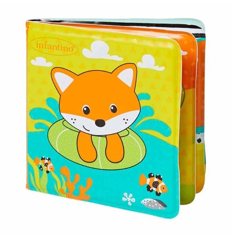 Παιχνίδι Μπάνιου Infantino Bath Book Without Roto