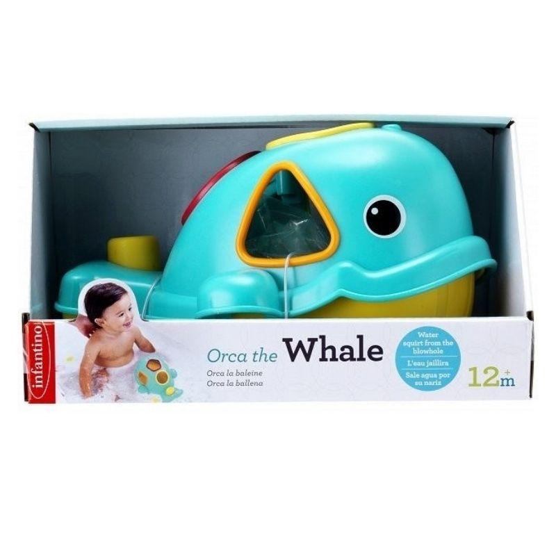 Παιχνίδι Μπάνιου Infantino Orca The Whale