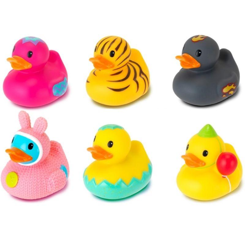 Παιχνίδι Μπάνιου Infantino Water Duck Asortment