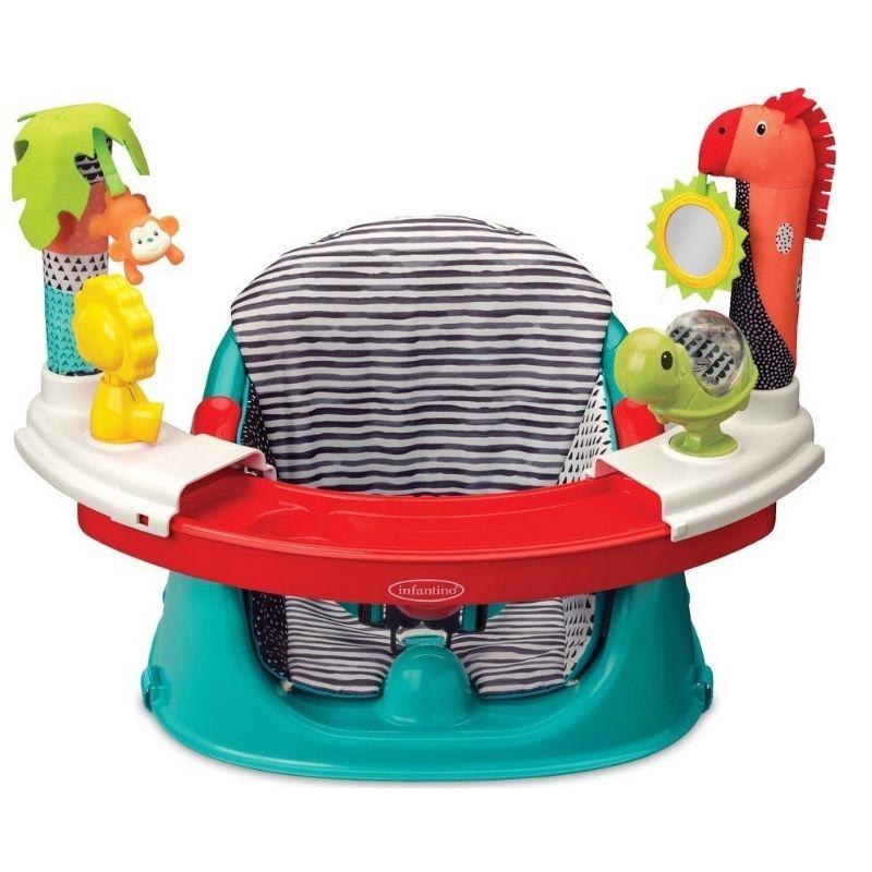 Κάθισμα φαγητού Infantino 3 in 1 Grow with Me Discovery Seat & Booster