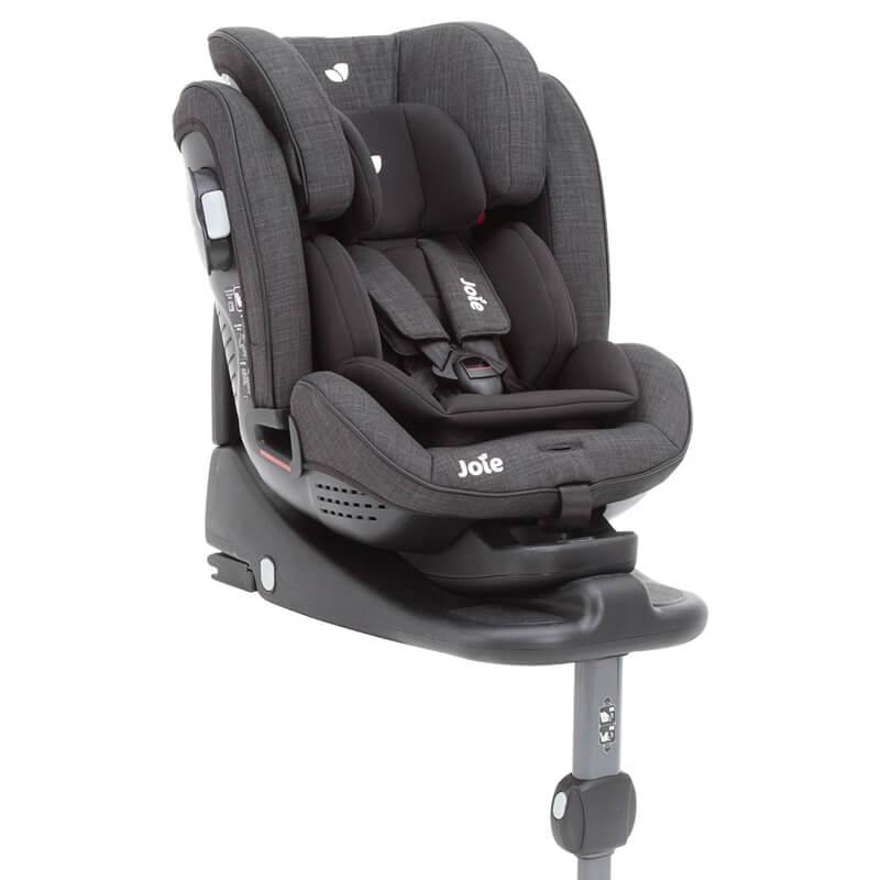 Βρεφικό-Παιδικό κάθισμα αυτοκινήτου Joie Stages Isofix 0-25kg Pavement