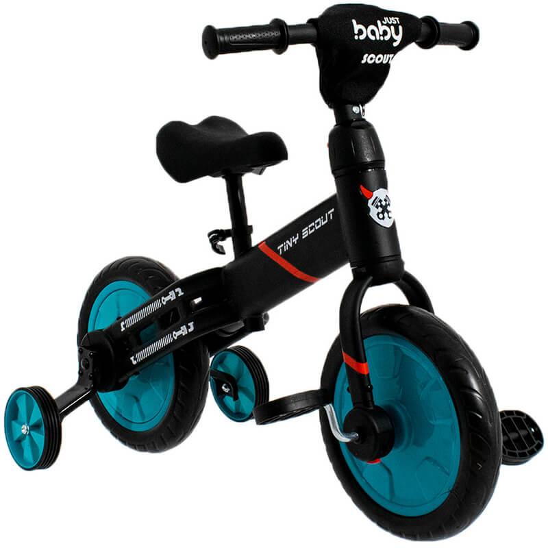 Παιδικό Ποδήλατο Ισορροπίας Just Baby Aqua