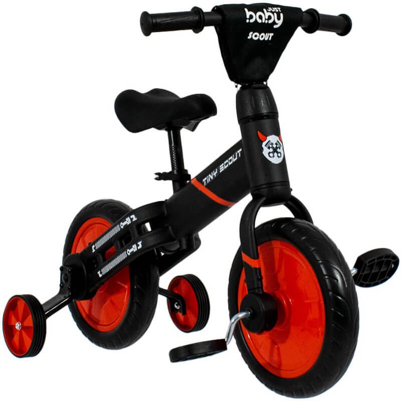 Παιδικό Ποδήλατο Ισορροπίας Just Baby Red