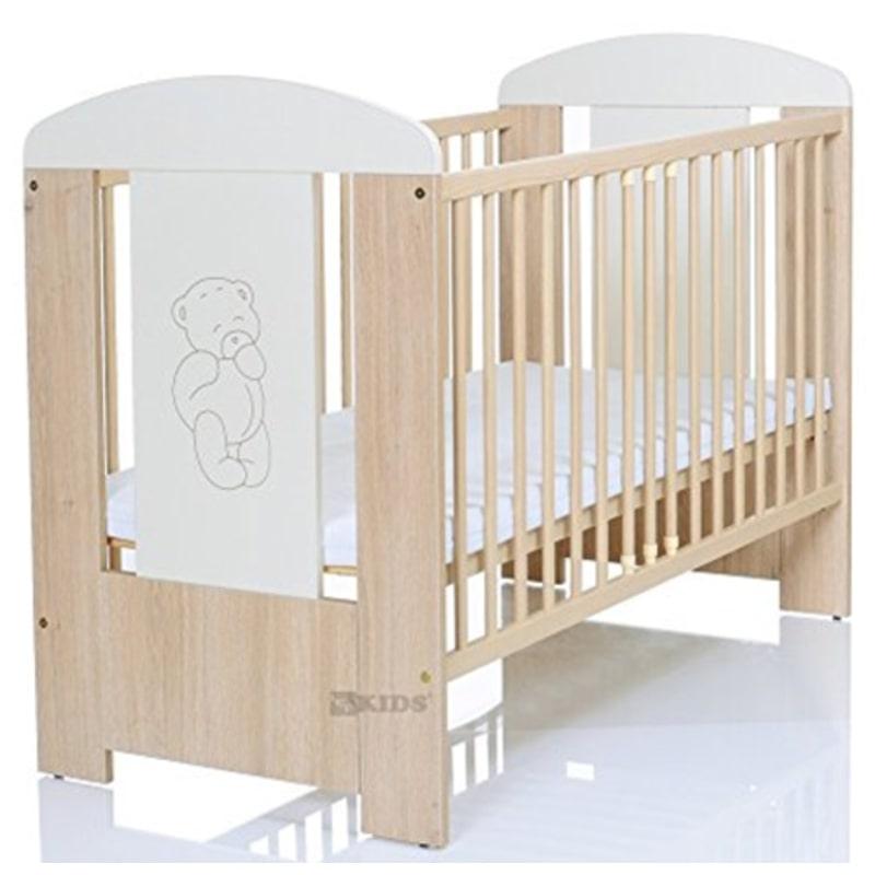 Βρεφικό Κρεβάτι Just Baby Lucky Natural