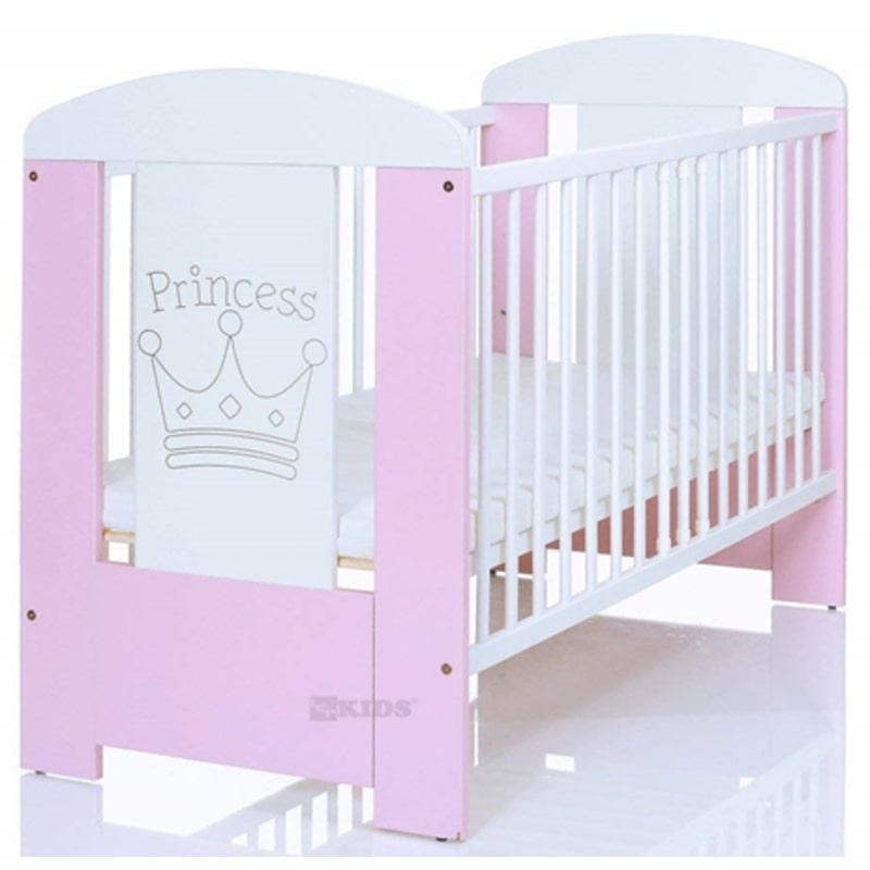 Βρεφικό Κρεβάτι Just Baby Lucky Princess