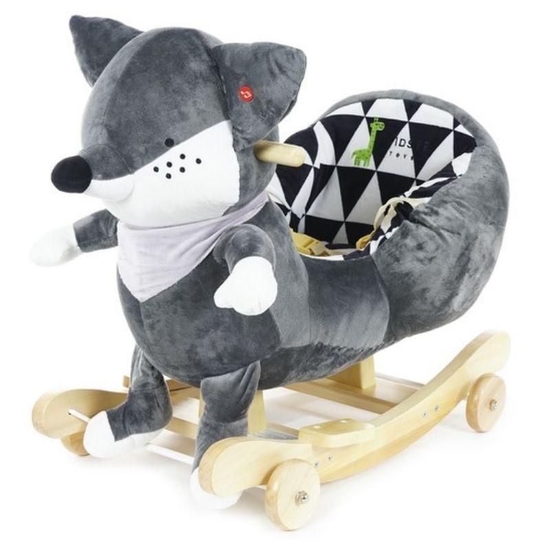 Κουνιστό Ζωάκι Kidsee Fox