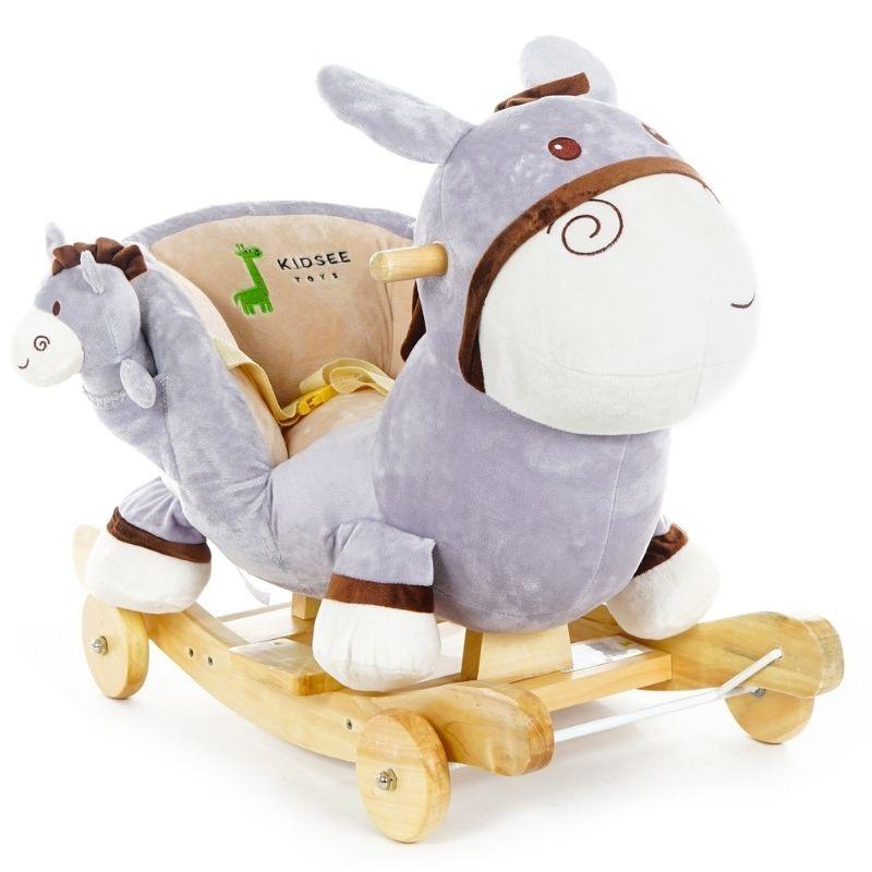 Κουνιστό Ζωάκι Kidsee Donkey