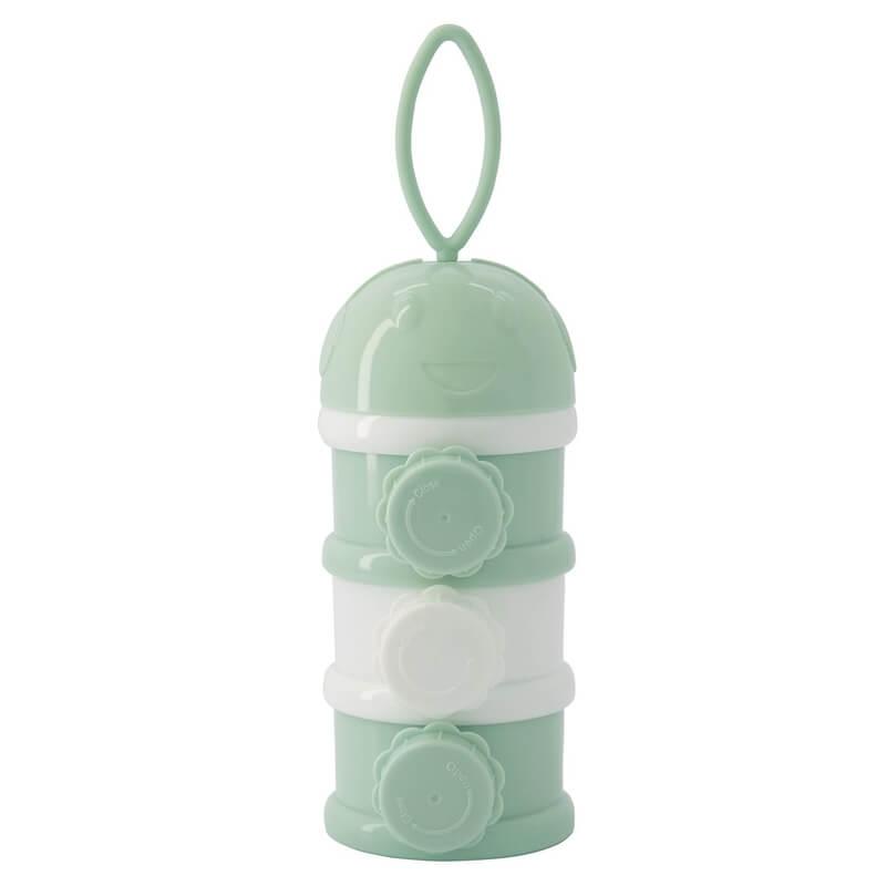 Δοσομετρητής Σκόνης Γάλακτος 3 επιπέδων Kikka boo Mint