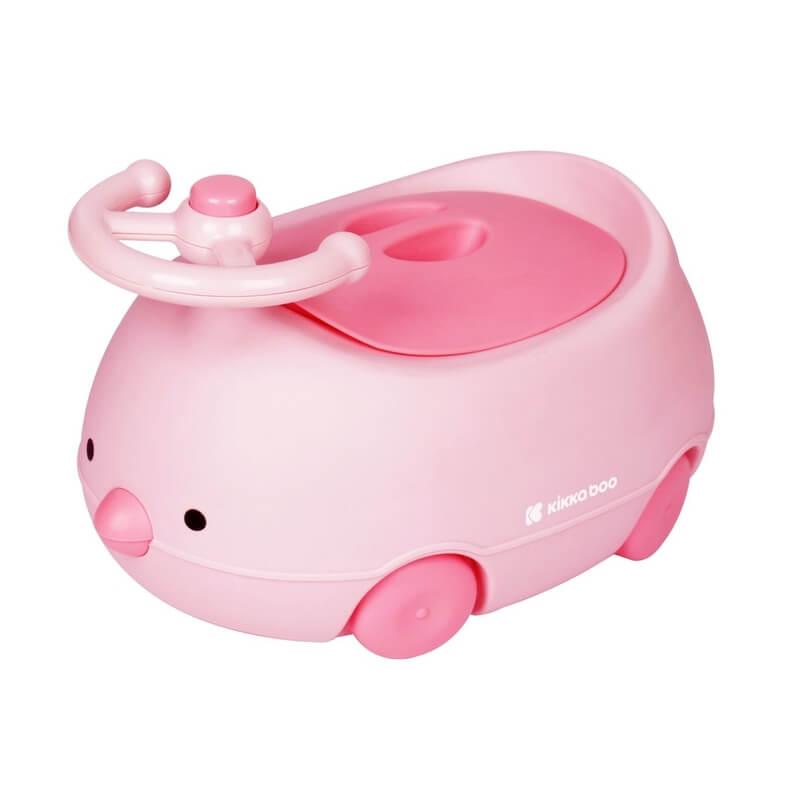 Γιο Γιο με καπάκι Kikka boo Chick Pink