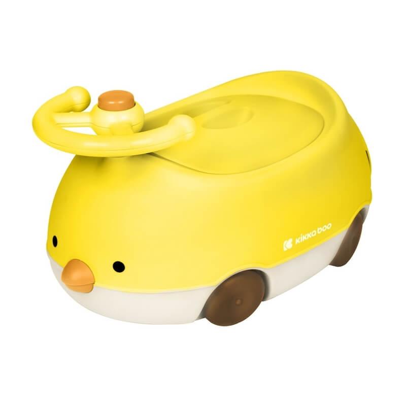 Γιο Γιο με καπάκι Kikka boo Chick Yellow