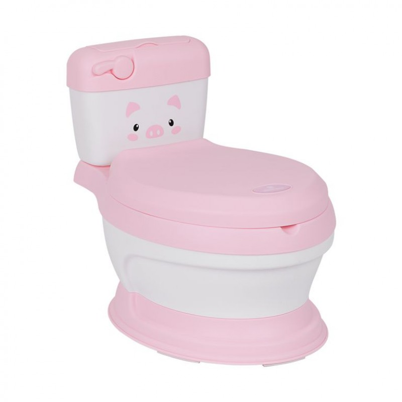 Γιο Γιο - Κάθισμα Τουαλέτας Kikka boo Lindo Pink