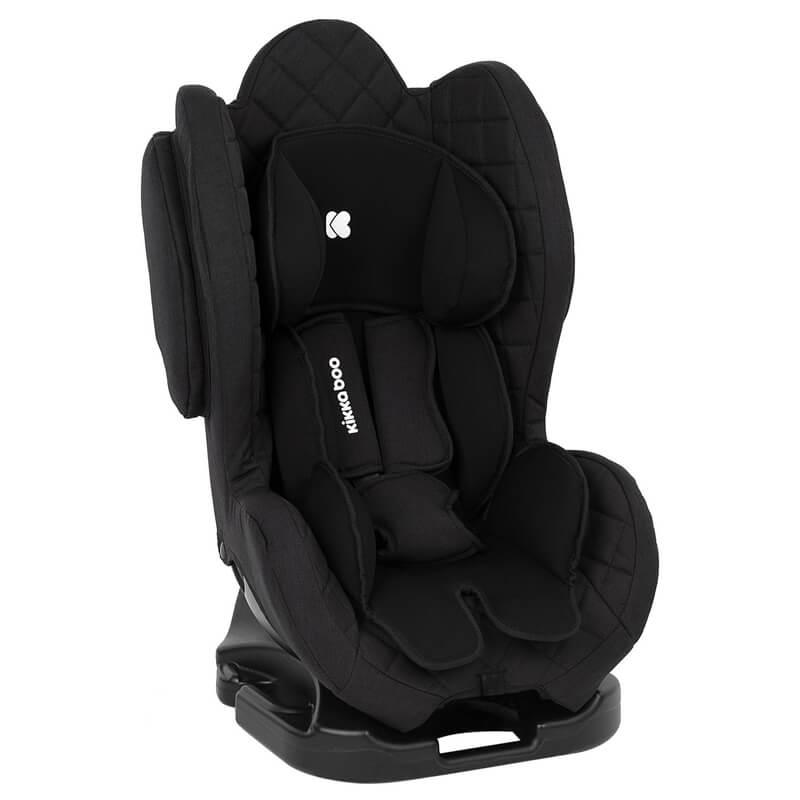 Κάθισμα Αυτοκινήτου Kikka boo Bon Voyage 0-25kg Black