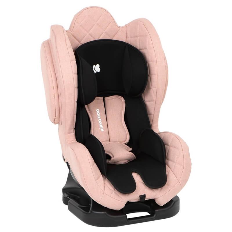 Κάθισμα Αυτοκινήτου Kikka boo Bon Voyage 0-25kg Pink
