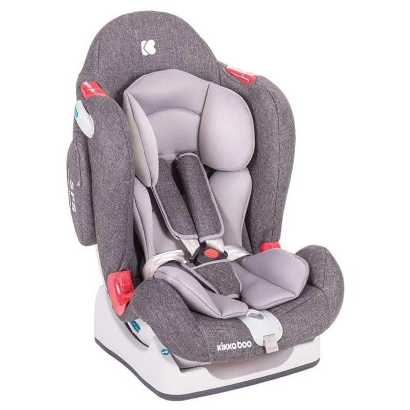 Κάθισμα Αυτοκινήτου Kikka boo O'Right 0-25kg Dark Grey