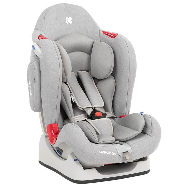 Κάθισμα Αυτοκινήτου Kikka boo O'Right 0-25kg Light Grey