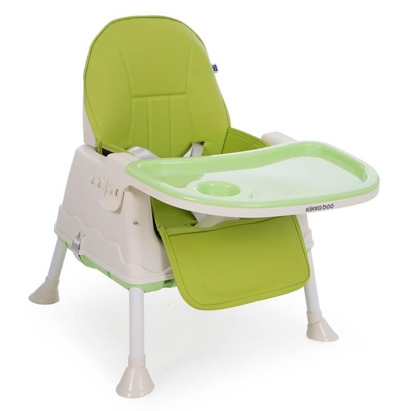 Κάθισμα Φαγητού Kikka boo Creamy 2 in 1 Green