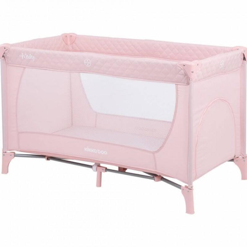 Παρκοκρέβατο Kikka boo Medley 1 layer Pink