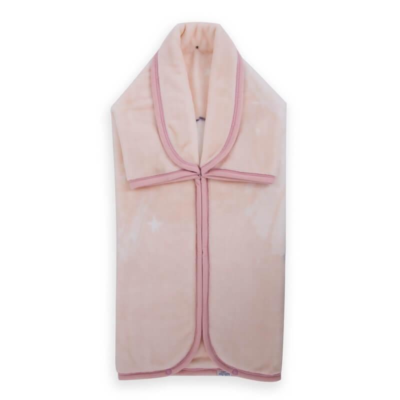 Κουβέρτα Αγκαλιάς - Υπνόσακος Kikka boo Polar Bear Pink