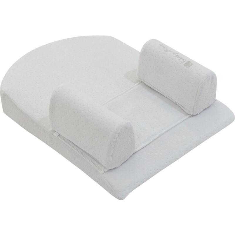 Μαξιλάρι Ύπνου - Υπνοσφηνάκι Kikka boo Memory Foam Grey Velvet