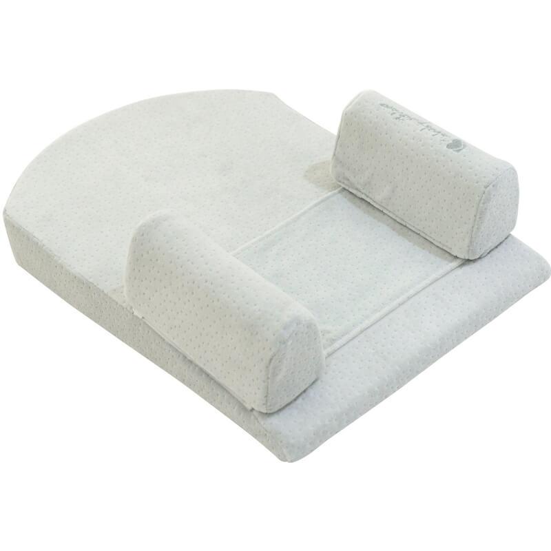 Μαξιλάρι Ύπνου - Υπνοσφηνάκι Kikka boo Memory Foam Mint Velvet