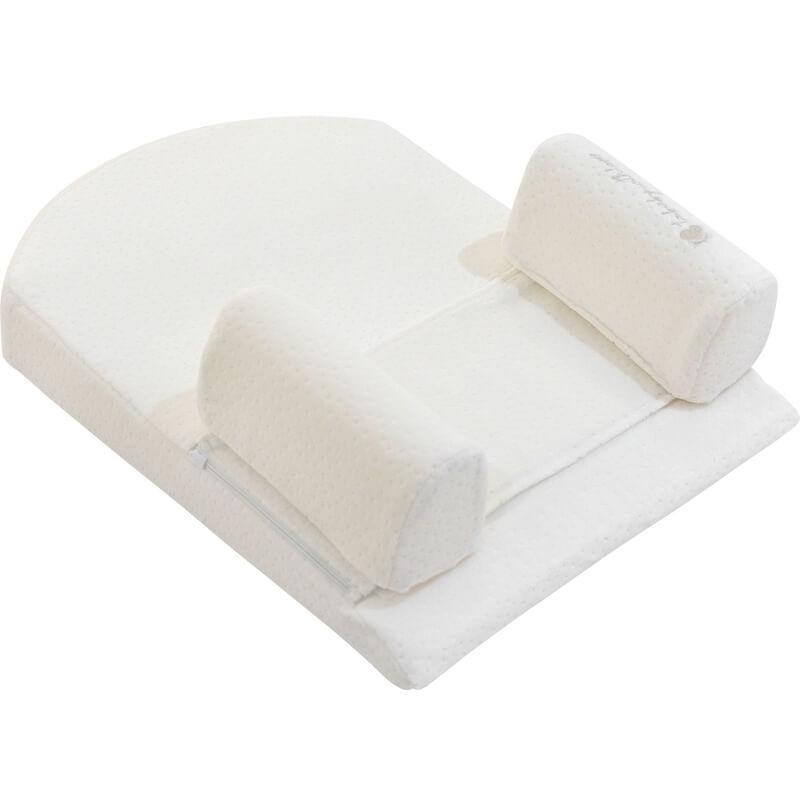 Μαξιλάρι Ύπνου - Υπνοσφηνάκι Kikka boo Memory Foam White Velvet