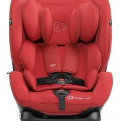 Κάθισμα Αυτοκινήτου Kinderkraft Myway Isofix 0-36kg Red