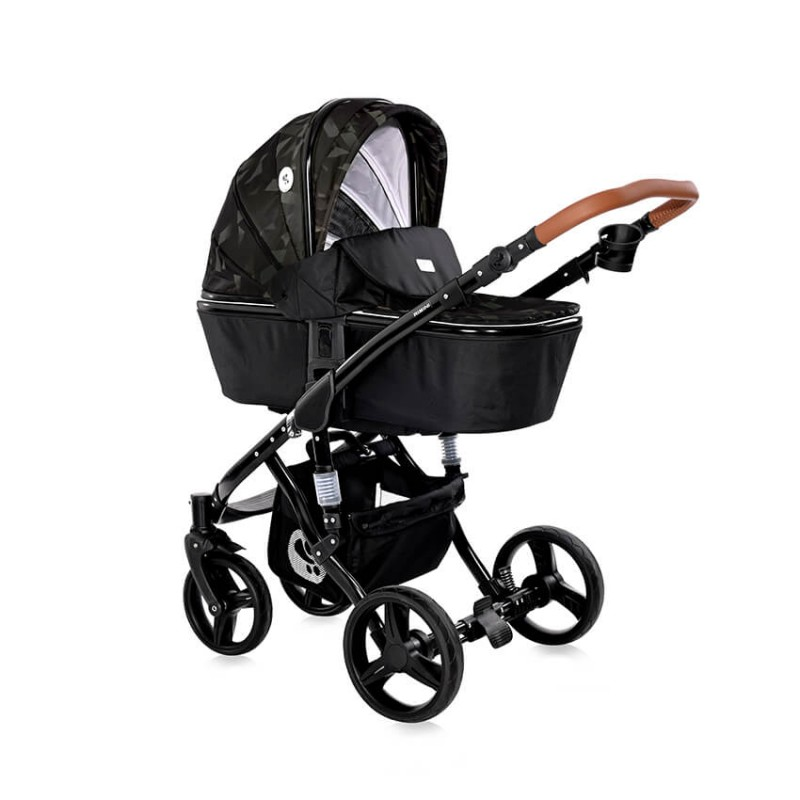 Πολυκαρότσι Lorelli Rimini 3 in 1 Forest Green Black