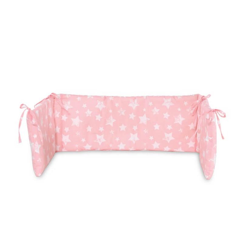 Πάντα Κρεβατιού Lorelli Pink Stars