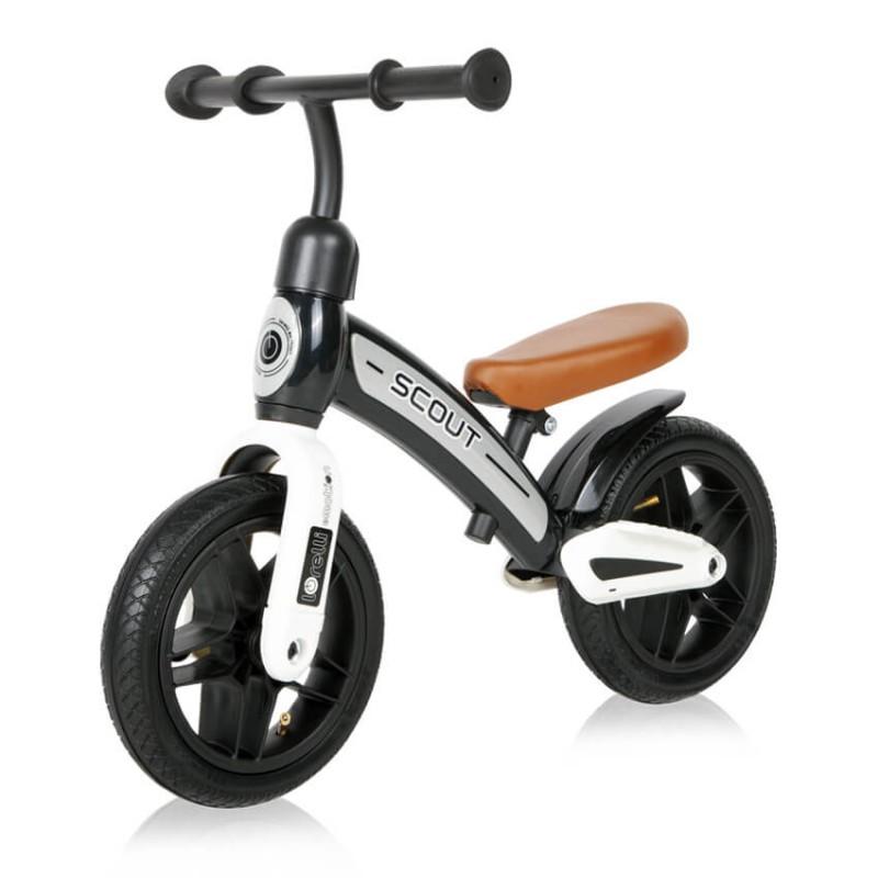 Ποδήλατο Ισορροπίας Lorelli Scout Air Wheels Black