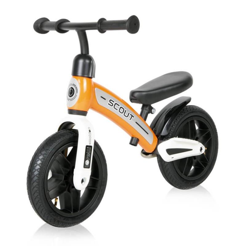 Ποδήλατο Ισορροπίας Lorelli Scout Air Wheels Orange