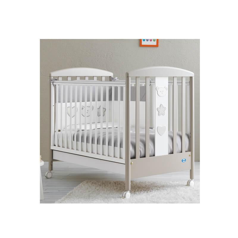 Βρεφικό κρεβάτι Pali Birillo Tortora