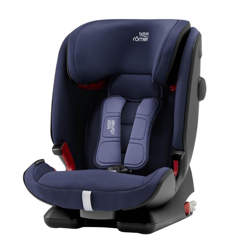 Κάθισμα Αυτοκινήτου Britax Romer Advansafix IV R 9-36kg Moonlight Blu