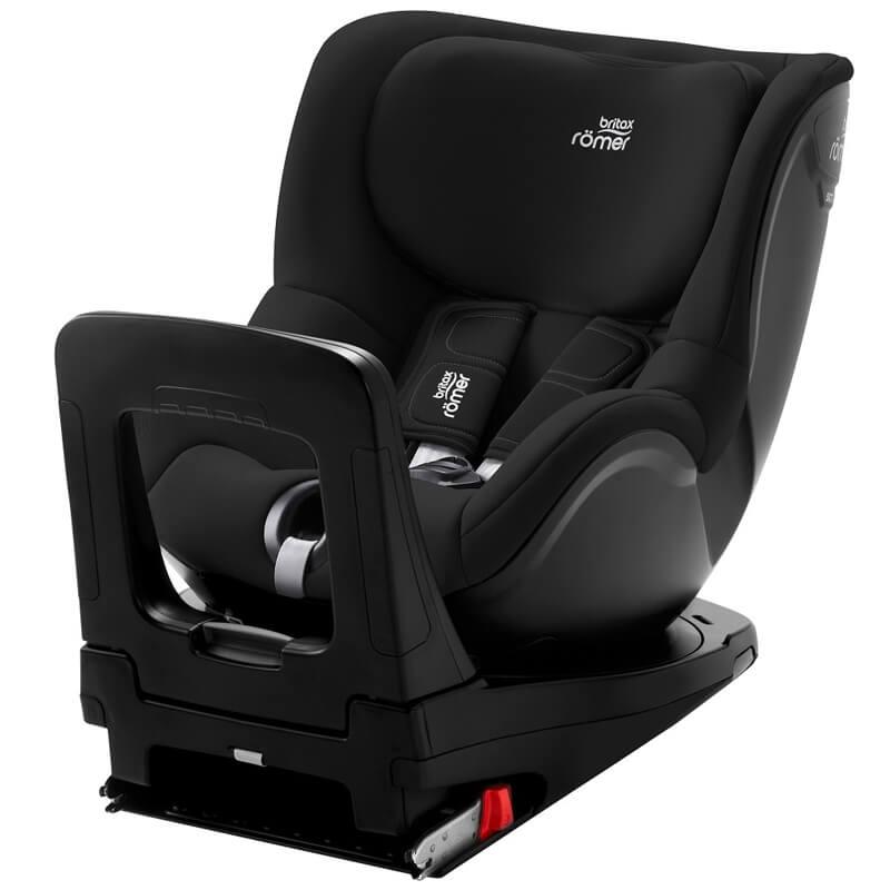 Κάθισμα Αυτοκινήτου Britax Romer Dualfix i-Size 40-105cm Cosmos Black