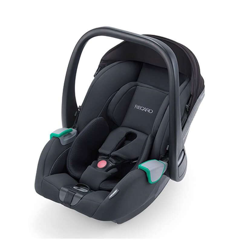 Βρεφικό Κάθισμα Αυτοκινήτου Recaro Avan Select Night Black