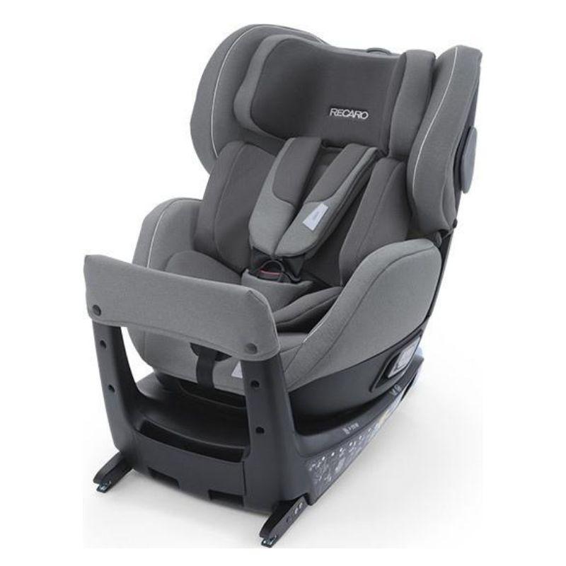Βρεφικό-Παιδικό Kάθισμα Aυτοκινήτου Recaro Salia Prime Silent Grey