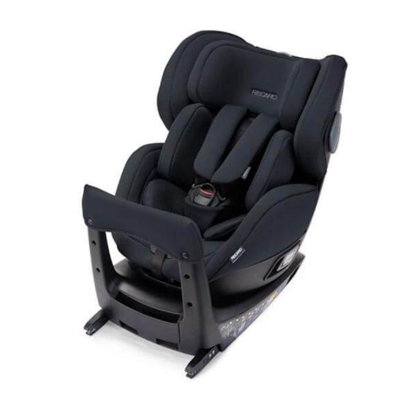Βρεφικό-Παιδικό Kάθισμα Aυτοκινήτου Recaro Salia Select Night Black