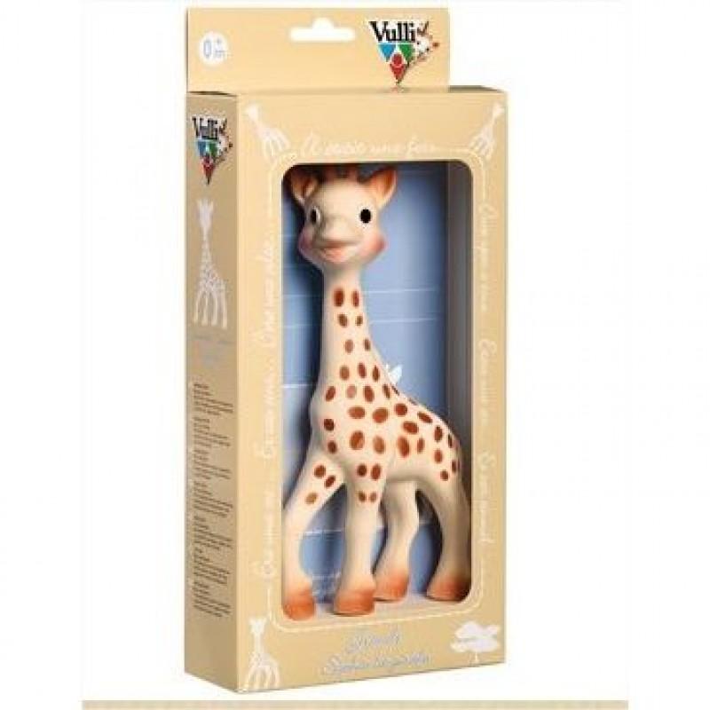 Mασητικό Sophie La Girafe , Σόφι η καμηλοπάρδαλη σε μεγάλο μέγεθος 21cm