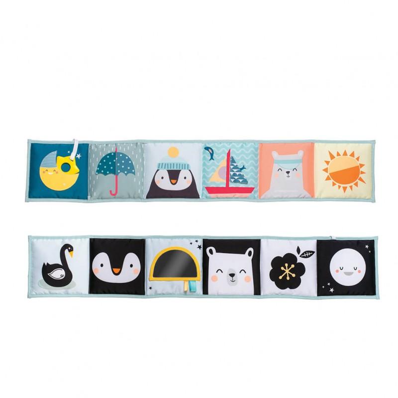 Βιβλίο Δραστηριοτήτων Taf Toys North Pole Activity Book
