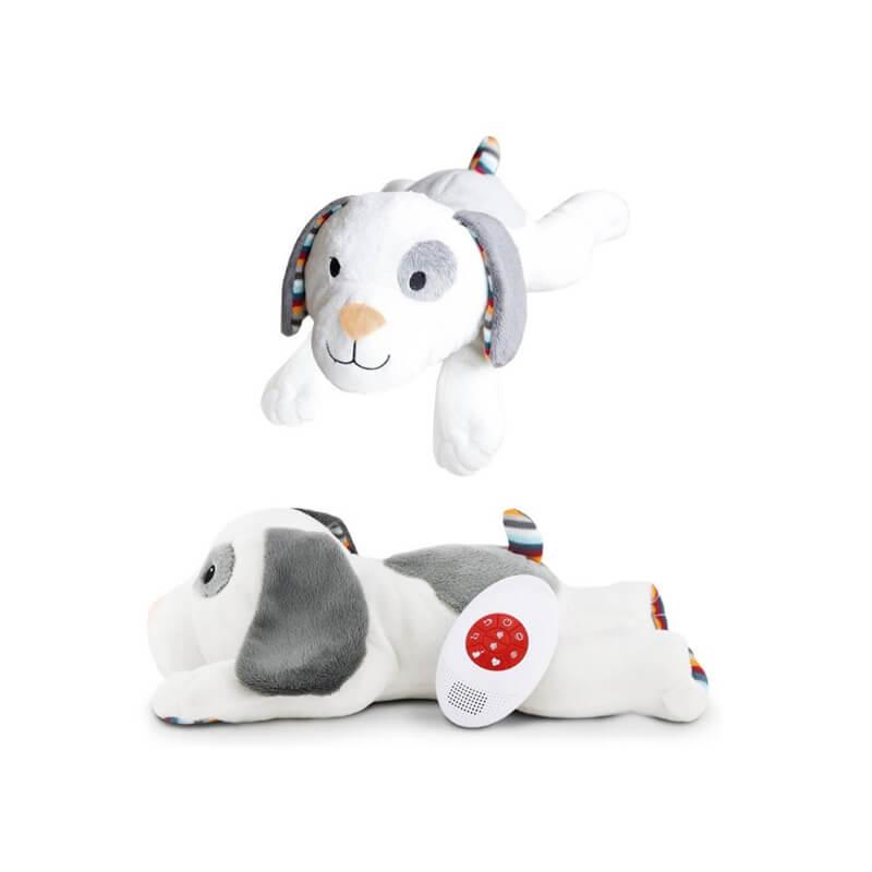 Λούτρινο Σκυλάκι με κτύπο της καρδιάς & λευκό ήχο ZAZU Dex