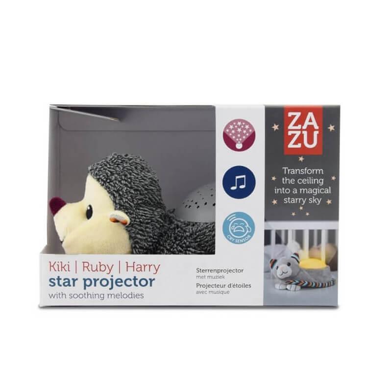 Βρεφικός προτζέκτορας φωτιστικό με λευκούς ήχους ZAZU Harry