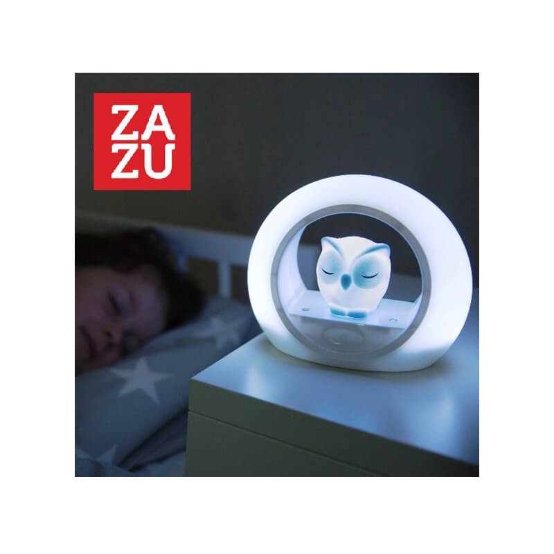 Παιδικό Φώς & Πορτατίφ νυχτός με αισθητήρα ήχου ZAZU Lou