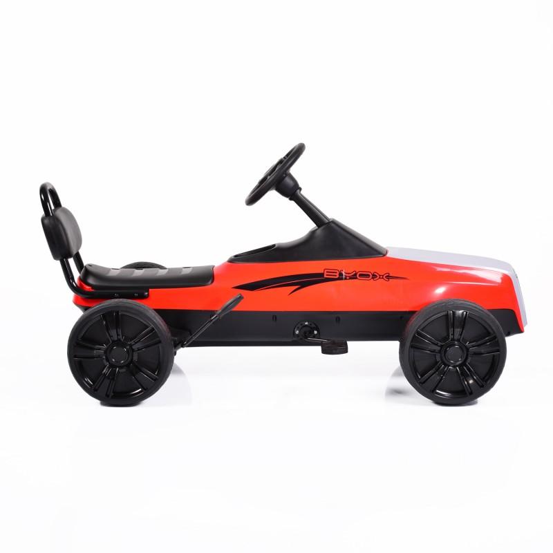 Παιδικό αυτοκινητάκι Byox με πεντάλ Karting Happy Baby K01 Red