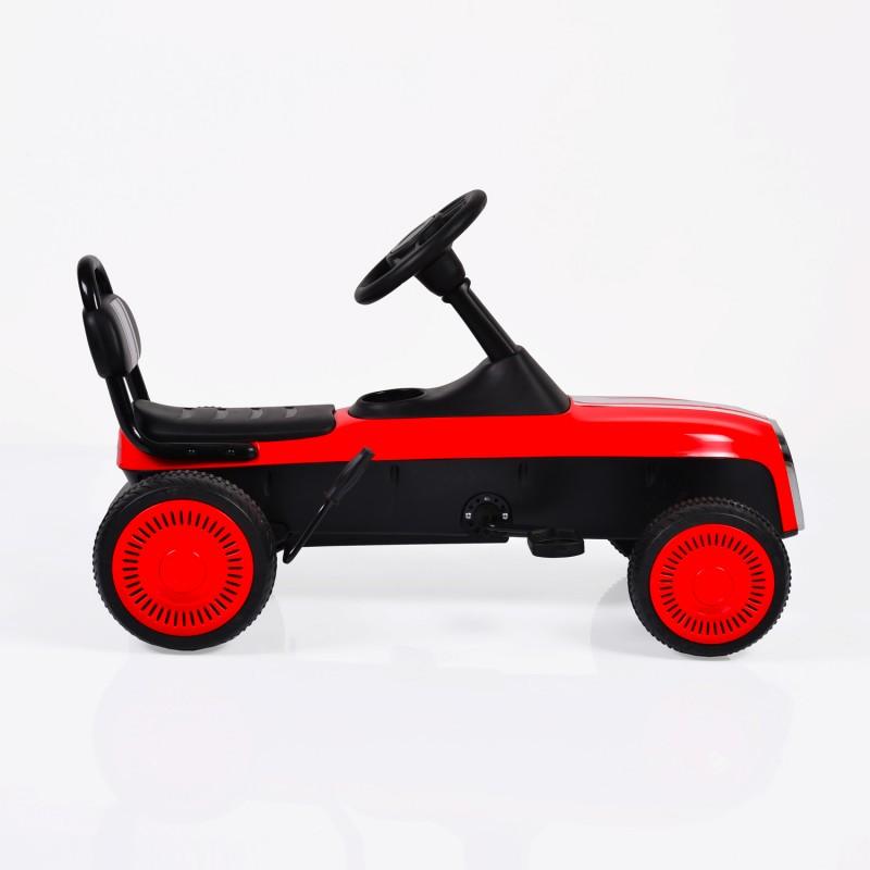 Παιδικό αυτοκινητάκι Byox με πεντάλ Karting Retro K02 Red