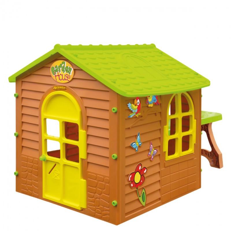 Σπιτάκι κήπου Garden House Mochtoys  11045